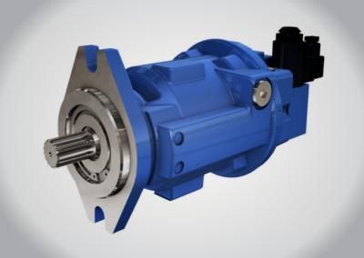motor hidraulica